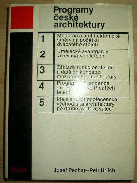 Programy české architektury