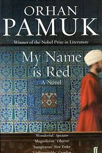 63371. Pamuk, Orhan – My Name is Red, A Novel