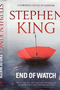 106446. King, Stephen – End of Watch, A Novel