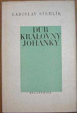Dub královny Johanky (sign.)