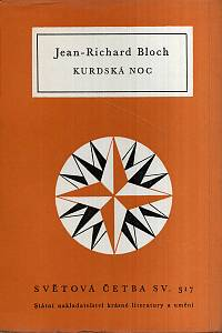 14077. Bloch, Jean-Richard – Kurdská noc (317)