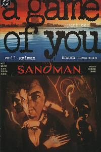 34038. Gaiman, Neil – The Sandman - A Game of You