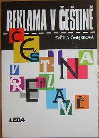 Reklama v češtině, čeština v reklamě