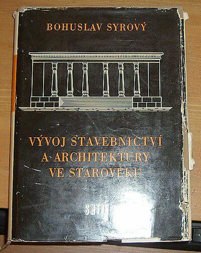 Vývoj stavebnictví a architektury ve starověku (podpis)