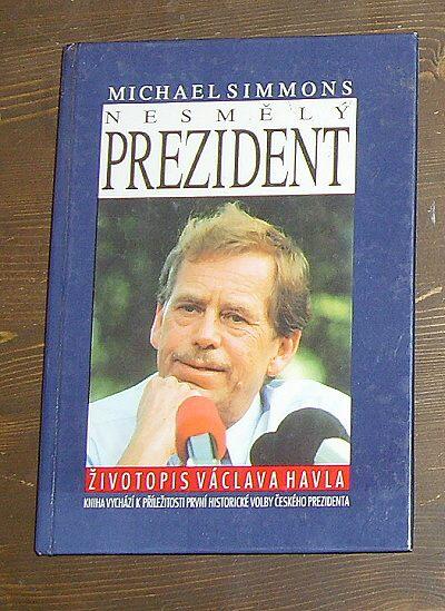 Nesmělý prezident, Životopis Václava Havla