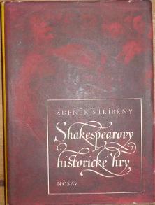 Shakespearovy historické hry
