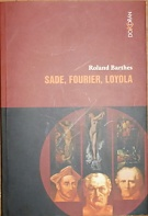 70443. Barthes, Roland – Sade, Fourier, Loyola