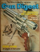 70913. Warner, Ken (ed.) – Gun Digest, The World's Greatest Gun Book, 37th Anniversary 1983 Deluxe Edition