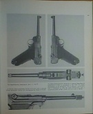 Walter, John – Luger, An illustrated historiy of the handguns of Hugo Borchardt and Georg Luger, 1875 to the present day