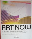 3496. ART NOW.  137 Artists at the Rise of the New Millennium