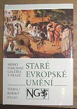 Staré evropské umění, Sbírky Národní galerie v Praze