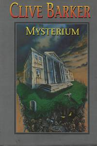 90390. Barker, Clive – Mysterium