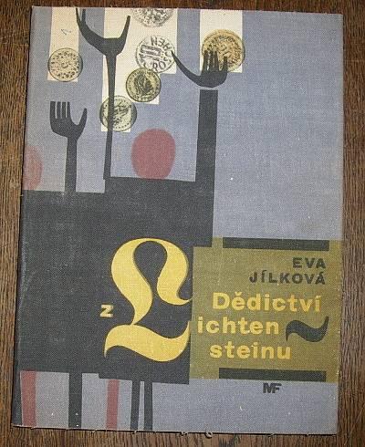 Dědictví z Lichtensteinu (podpis)