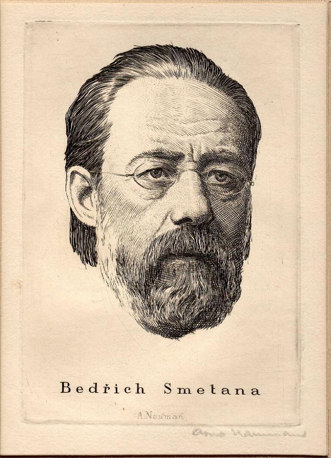 Nauman Arno Bedrich Smetana Medirytina 1 Podzemni Antikvariat