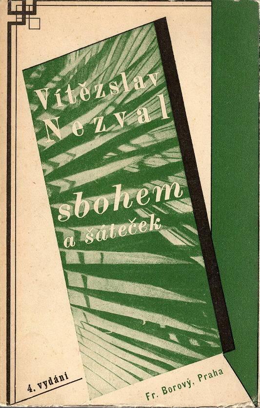 Sbohem a šáteček, Básně z cest(1946) (podpis)