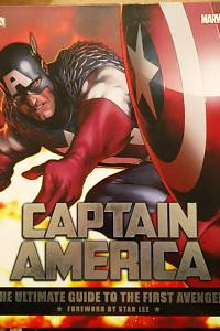 85742. Forbeck, Matthew / Cowsill, Alan / Wallace, Daniel – Captain America, The Ultimate Guide to the First Avenger