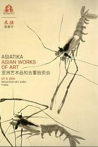 85812. Nepeřená, Lucie / Hejtmánek, Oldřich – Asiatika - Asian Works of Art