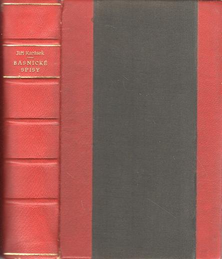 Básnické spisy (podpis)