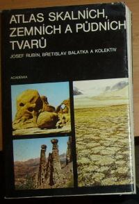 Atlas skalních, zemních a půdních tvarů