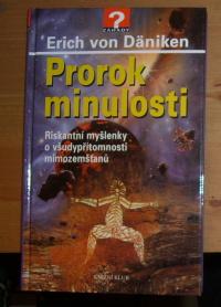 Prorok minulosti, Riskantní myšlenky o všudypříromnosti mimozemšťanů