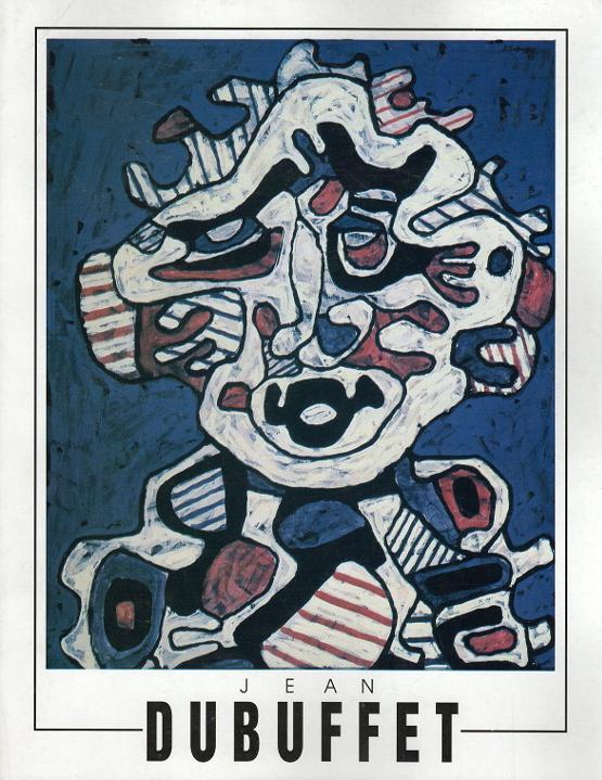 Jean Dubuffet (Jízdárna Pražského hradu, 5.10.-28.11.1993)