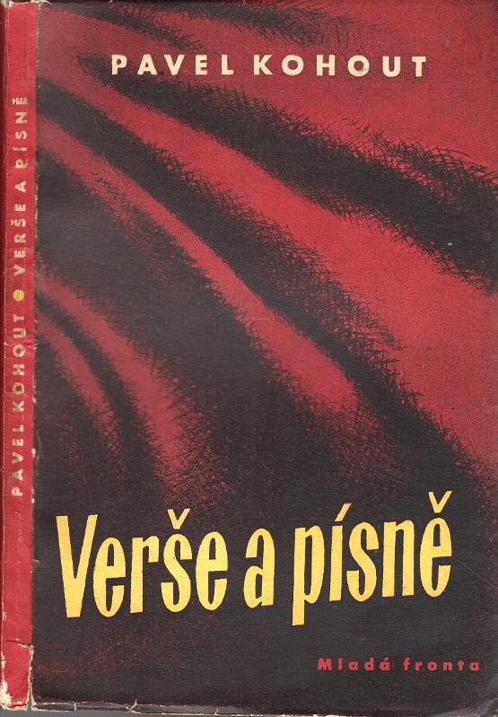 Verše a písně z let 1945-1952 (podpis)