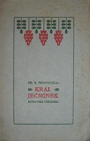 Král Ječmínek - Moravská pohádka