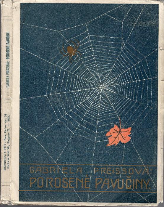 Porosené pavučiny. Sedmero povídek.
