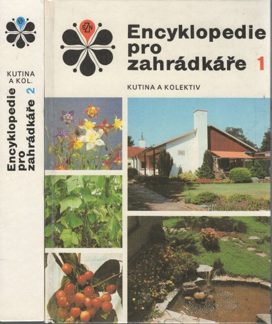 Encyklopedie pro zahrádkáře I.-II.