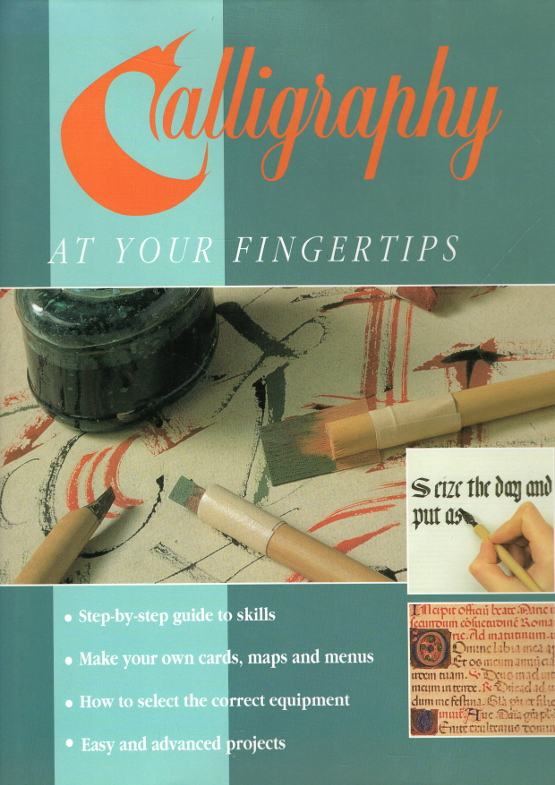 Calligraphy at Your Fingertips