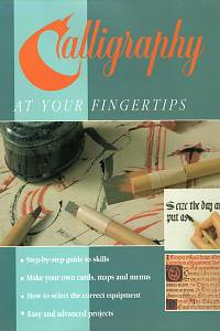 96821. Calligraphy at Your Fingertips