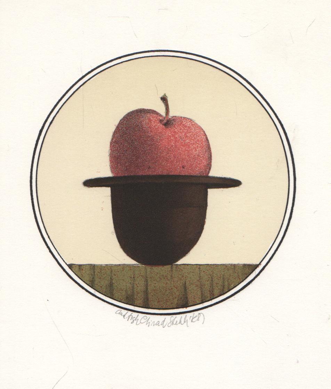 Stehlik Ctirad Bez Nazvu Klobouk A Jablko 1 Podzemni Antikvariat
