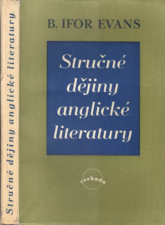 Stručné dějiny anglické literatury