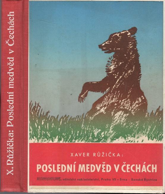 Poslední medvěd v Čechách