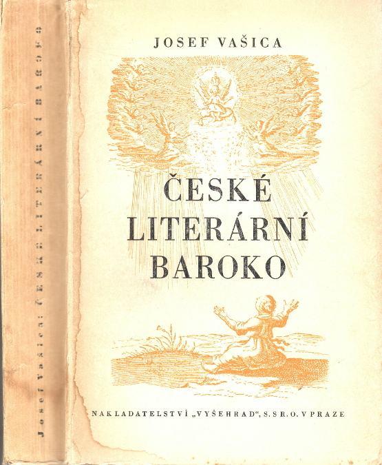 České literární baroko, Příspěvek k jeho studiu