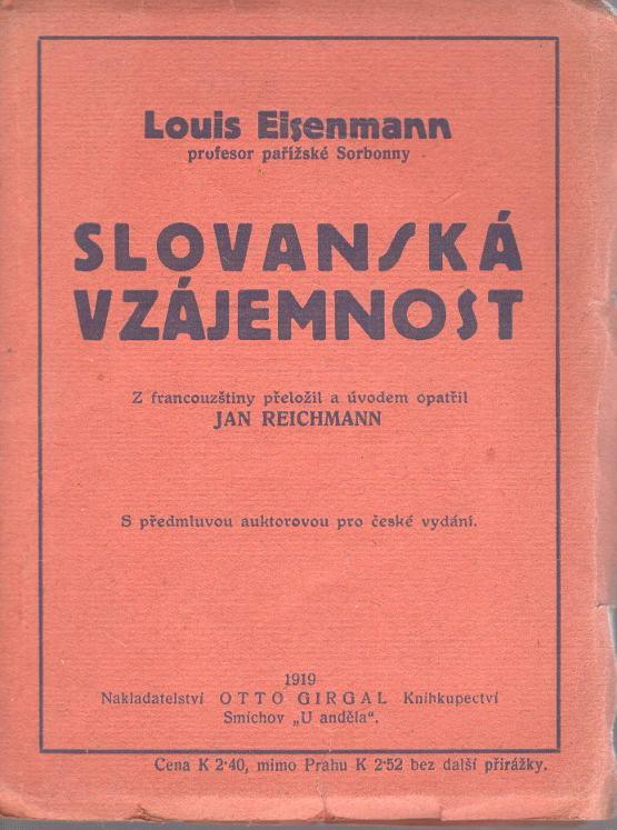 Slovanská vzájemnost