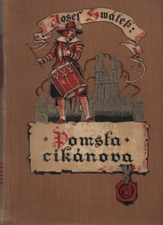 Pomsta cikánova, román ze století XVII.