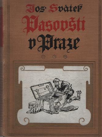 Pasovští v Praze