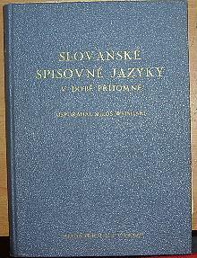 Slovanské spisovné jazyky v době přítomné