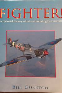 97952. Gunston, Bill – Fighter! A pictorial history of international fighter aircraft