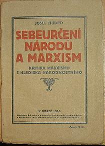 Sebeurčení národů a marxism, Kritika marxismu s hlediska národnostního