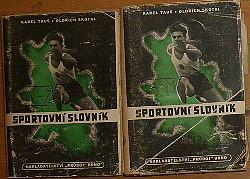Ilustrovaný sportovní slovník příruční I.-II.