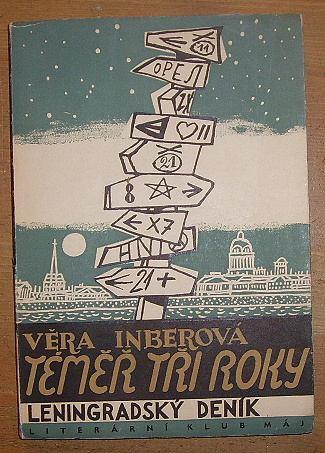 Téměř tři roky. Leningradský deník