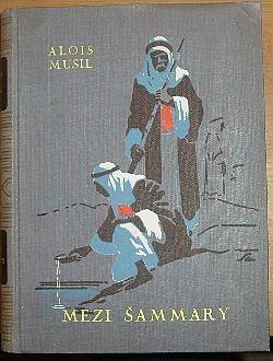 Mezi Šammary, Z výzkumné cesty Šťastnou Arabií