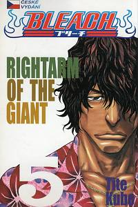 103834. Tite, Kubo – Bleach 5 - Rightarm of the Giant