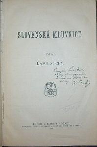 Slovenská mluvnice